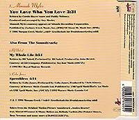 You love who you love [Single-CD]