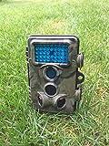 Maginon Wildkamera Überwachungskamera 5 MP WK4HD inklusive Speicherkarte (amouflage)