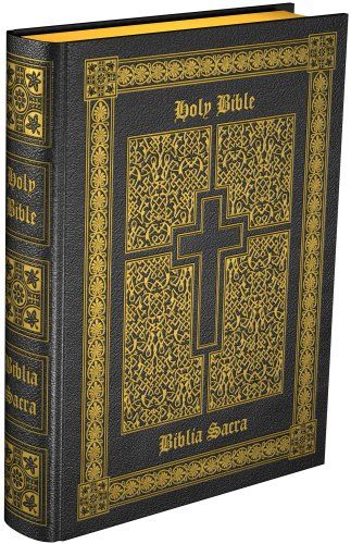 Douay-Rheims & Clementina Vulgata (English and Latin Edition)