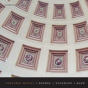 Handel - Telemann - Bach