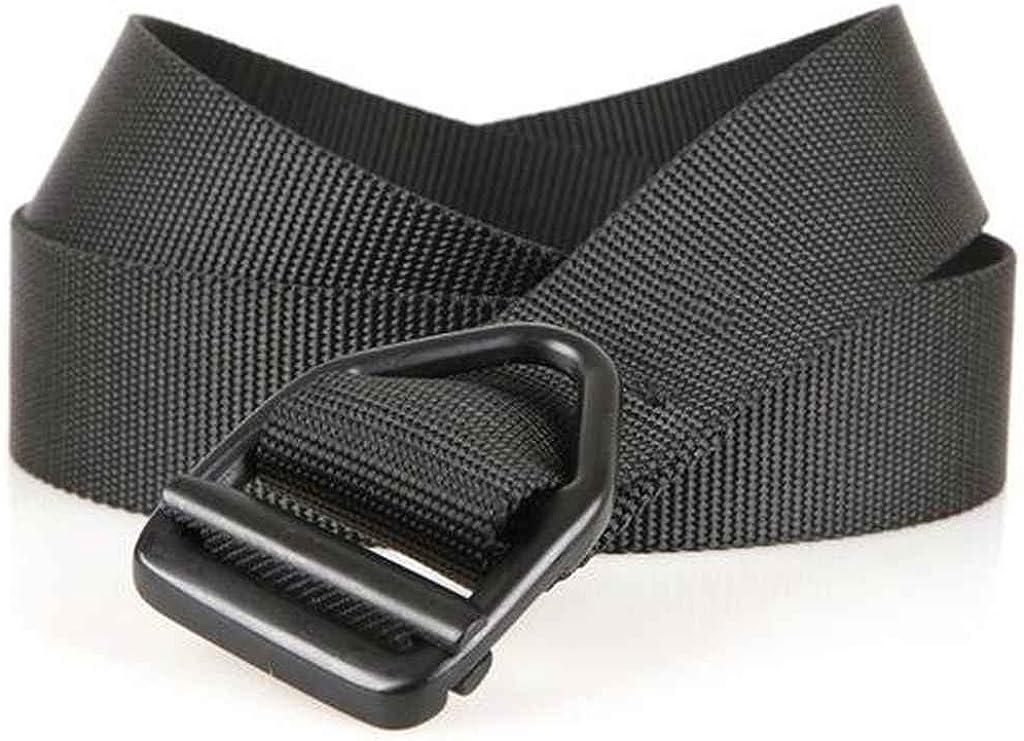 Bison Designs 38mm Wide Light Duty Belt with Black Buckle