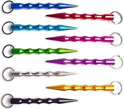 Self Defense Key Chain, Kubotan Aluminum Alloy Handmade Portable, Gift to oneself -1 Pack..