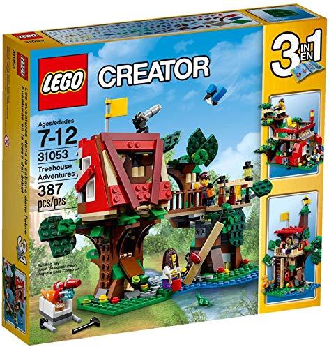 LEGO (LEGO) Creator Tree House Adventure 31053 by LEGO