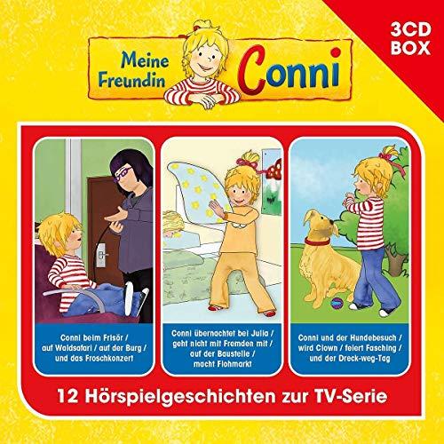 Meine Freundin Conni 3-CD Hörspielbox Vol. 3