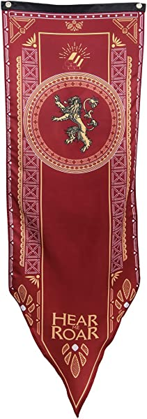 Calhoun Game Of Thrones House Sigil Tournament Banner 19 By 60 House Lannister