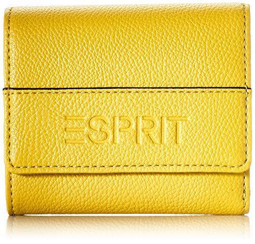 Esprit Accessoires Damen 070EA1V314 Geldbörse, 750/YELLOW, 1SIZE