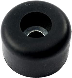 Hard Rubber Bumpers Feet 3//4 Inch Diameter 13//32 High SBR Rubber 250