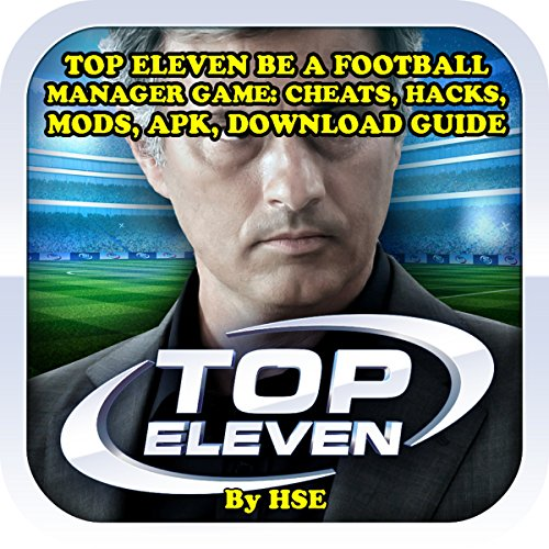 Top Eleven: Be a Football Manager audiobook cover art