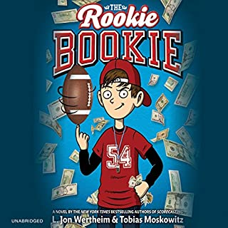 The Rookie Bookie cover art