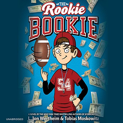 Page de couverture de The Rookie Bookie