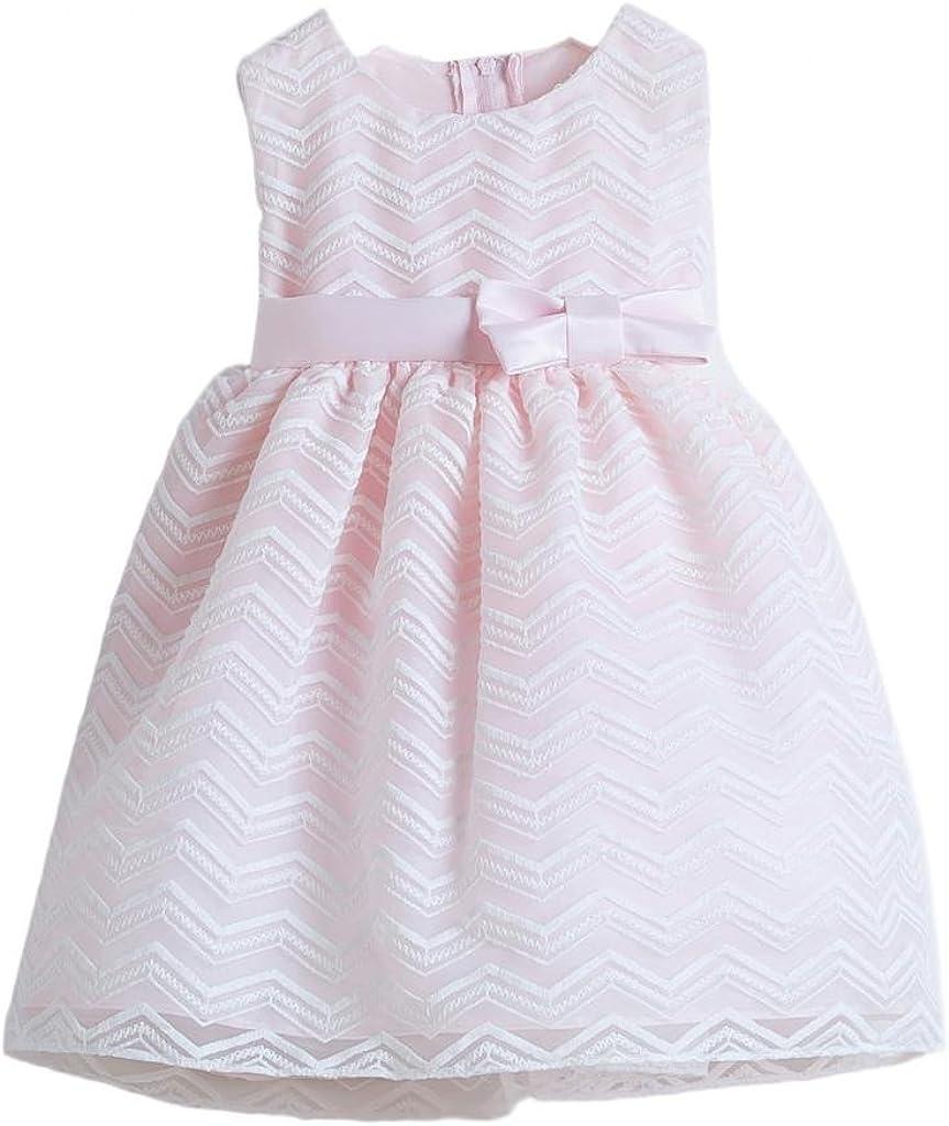 Sweet Kids Girls A-Line Sleeveless Embroidered Flower Girl Dress