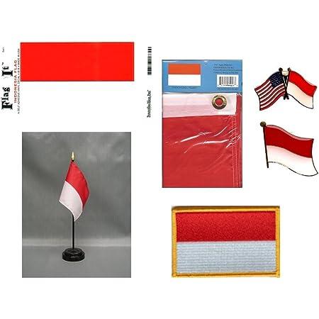 Lithuania Heritage Flag Set 3x5 Flag, Decal, Lapel Pins, /& Desk Flag