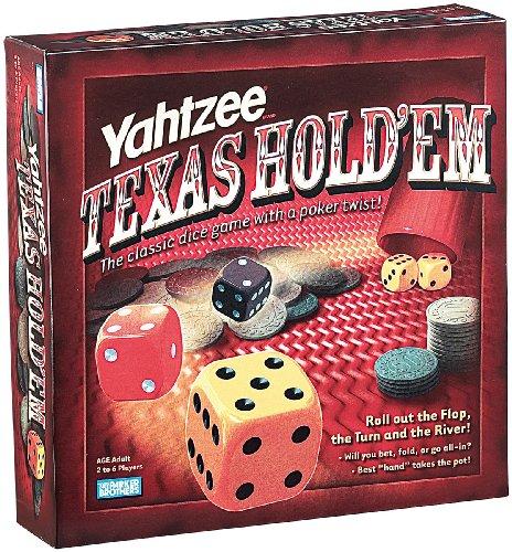 Yahtzee Parker Texas Hold'em