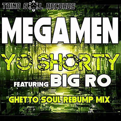 Megamen, William Rosario & DJ Dimension