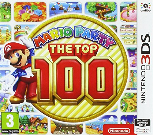 Mario Party: The Top 100 - Nintendo 3DS [Importación francesa]