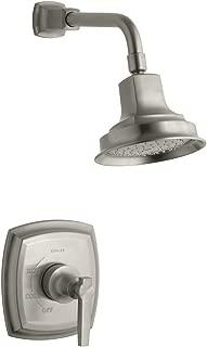 KOHLER TS16235-4-BN Margaux(R) Rite-Temp(R) valve trim with lever handle