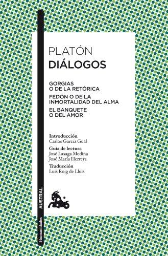 Diálogos: Gorgias, Fedón, El Banquete (Clásica)