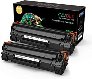 CAVDLE Compatible Toner Cartridge Replacement for Canon 137 CRG137 2 Pack use with Canon ImageCLASS D570 MF216N MF244DW MF247DW MF249DW MF232W MF236N MF237w MF229DW MF227DW MF212W MF217W LBP151DW