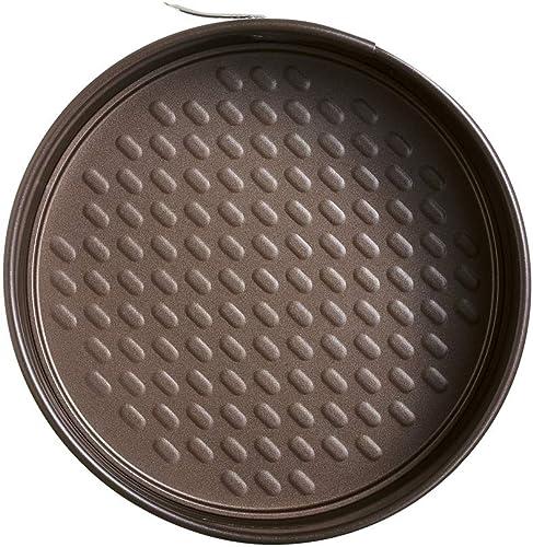 Pyrex Asimetria Round Springform Non Stick Cake Pan, Brown, 20cm