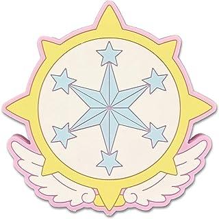 グルマンディーズ バンダイ カードキャプターさくら クリアカード編 ダイカットワイヤレスチャージャー 夢の杖 BCCS-09A