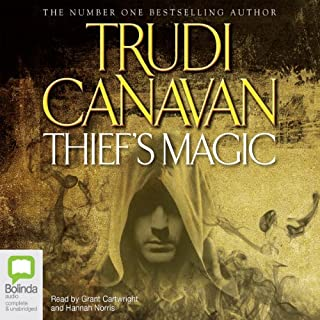 Thief's Magic cover art