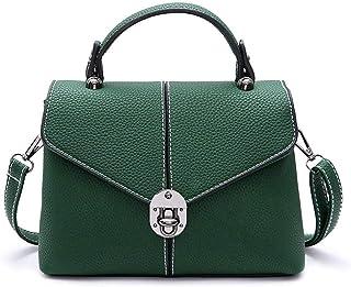 Shoulder Bag New Handbag Women Woman Bag Fashion Women Messenger Bags Women Clutch Crossbody Bag Handbag Clutch (Color : Green, Size : -)