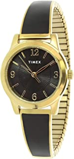 Timex Women's Quartz Watch, Analog Display and Stainless Steel Strap TW2R92900