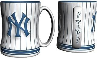 Boelter Brands MLB Unisex 14oz Sculpted Relief
