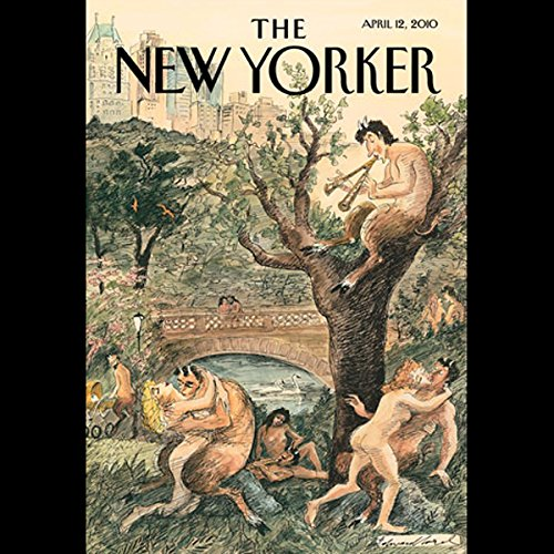 The New Yorker, April 12th, 2010 (Jon Lee Anderson, Ben McGrath, Nancy Franklin) audiobook cover art