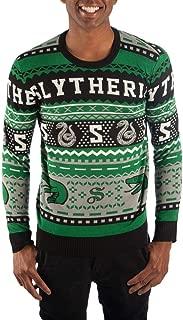 harry potter slytherin sweater