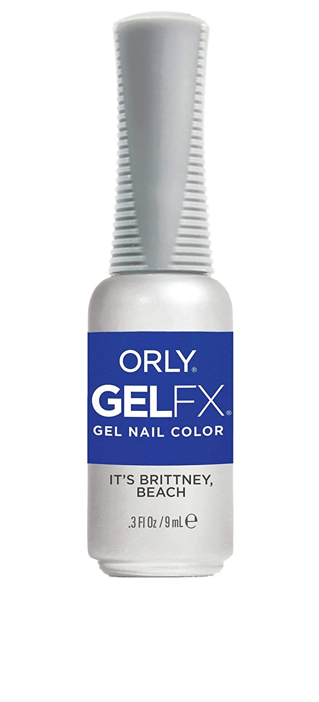 便利さセレナうまくやる()ORLY Gel FX - Euphoria 2019 Collection - It's Brittney, Beach - 0.3 oz / 9 mL
