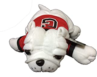 Plushland University Of Georgia Bulldog Plush Stuffed Toy With Music-medium