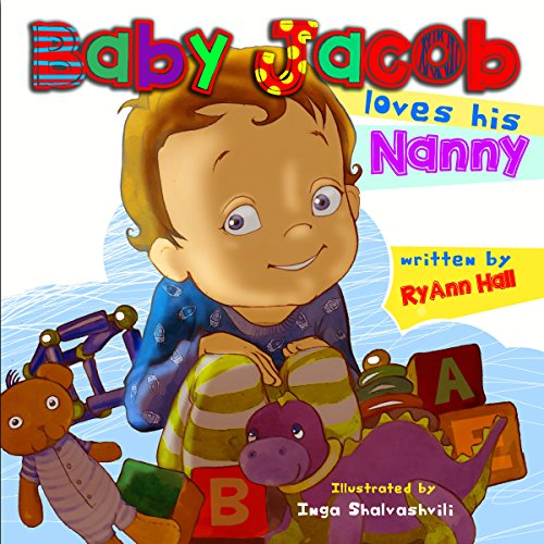 Baby Jacob Loves His Nanny audiobook cover art