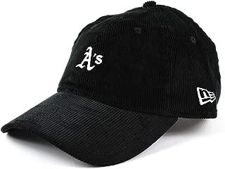 NEW ERA (ニューエラ) キャップ ミニロゴ コーデュロイ MLB 9TWENTY