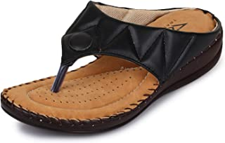 TRASE Women's Synthetic Ortho Slippers