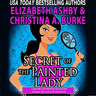 Secret of the Painted Lady cover art