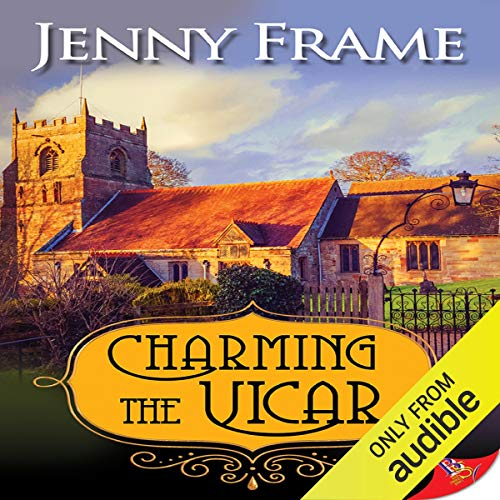 Charming the Vicar audiobook cover art