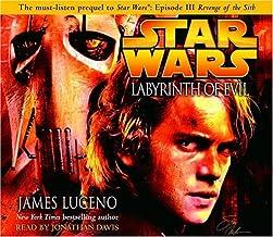 By James Luceno Star Wars: Labyrinth of Evil (Abridged) [Audio CD]