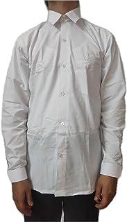 White Full Sleeve Uniform Shirt