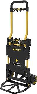 Stanley Opvouwbare steekwagen, 2-in-1, SXWTD-FT585, geel, 137 kg