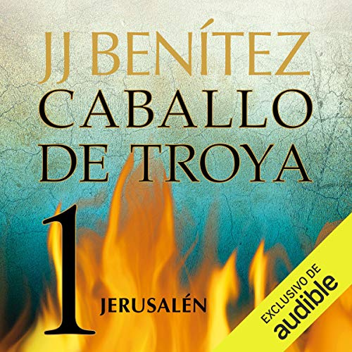 Jerusalén [Jerusalem] audiobook cover art