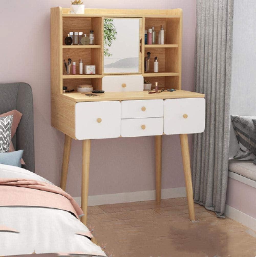 YSAA Many popular brands Bedroom Furniture Dressing Table Storage Cab Bedside 5 ☆ very popular Drawer