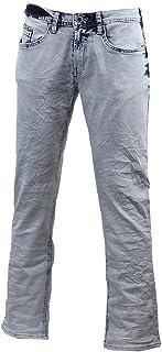 Buffalo David Bitton Men's Evan Super Slim Staright Leg Jean in Morelia