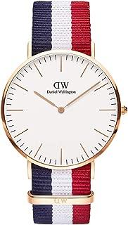 Daniel Wellington Men's Classic Cambridge - Rose Gold 40mm DW00100003
