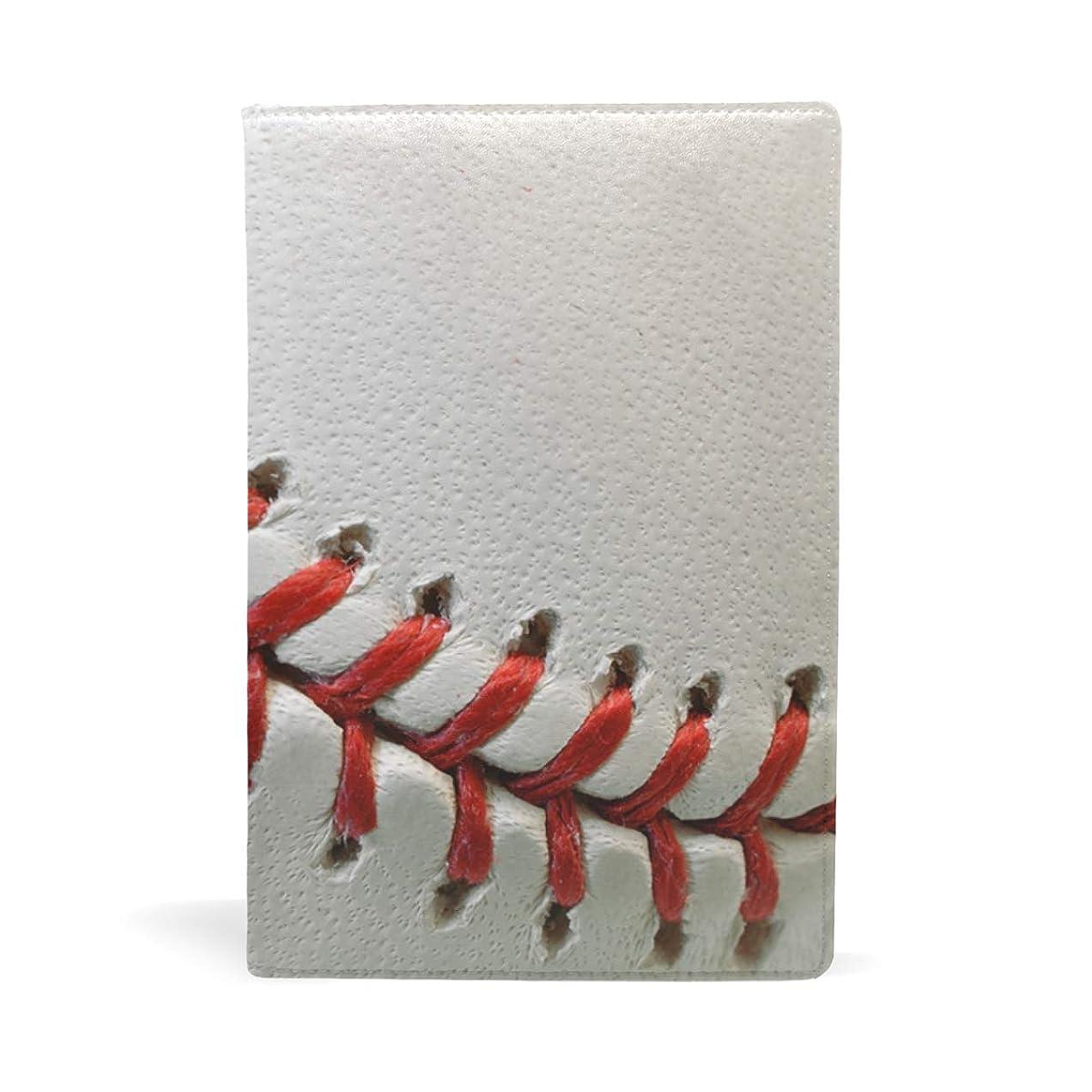 一人でラバいろいろ棒球 ブックカバー 文庫 a5 皮革 おしゃれ 文庫本カバー 資料 収納入れ オフィス用品 読書 雑貨 プレゼント耐久性に優れ