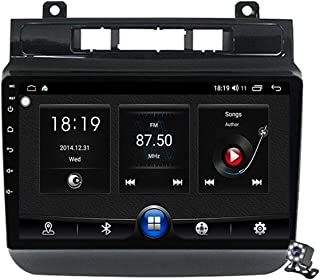 Android 10.0 Car Stereo, Radio for VW Touareg FL NF 2010-2018 GPS Navigation 9 Inch Head Unit MP5 Multimedia Player Video ...