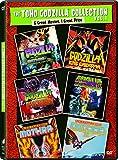 Godzilla Vs. Destroyah / Godzilla Vs. Spacegodzilla / Godzilla Vs. King Ghidorah / Godzilla Vs. Mothra (1992) / Rebirth of Mothra / Rebirth of Mothra II - Set