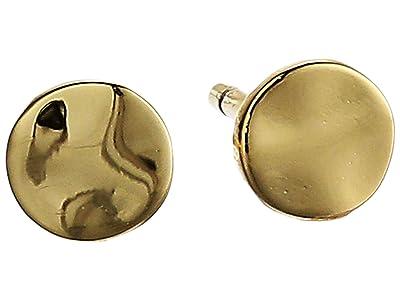 gorjana Chloe Mini Studs (Gold) Earring