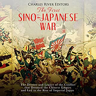 The First Sino-Japanese War audiobook cover art