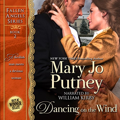 Dancing on the Wind audiobook cover art